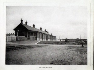 Silloth Station. Courtesy of Barry Hope Collection.