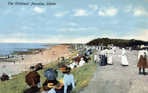 Children's Paradise Silloth Beach and huts Old Silloth