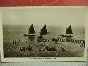 Pleasure Boats at Silloth Jim Baxter Silloth History