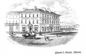 Queens Hotel PO Silloth History