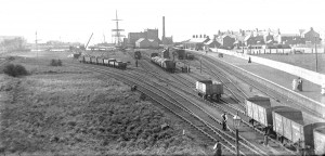 Railway goods yard2