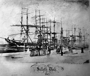 Silloth Docks Silloth History