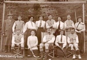 Silloth Mixed Hockey Team 1911 GA Old Silloth