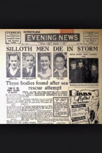 Silloth men die in the storm Silloth History