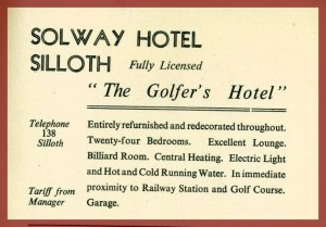 Solway Hotel Old Silloth