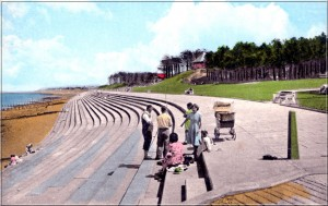 Steps Silloth mid 50s GA Old Silloth