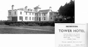 Tower Hotel BH History Silloth