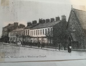 Weslyan Chapel Silloth