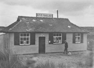 West Beach cafe PO Silloth History