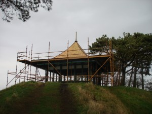 During Refurbishment