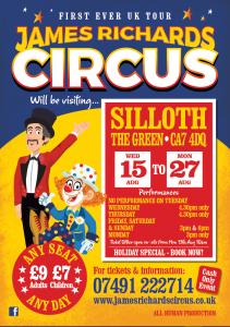 james roberts circus